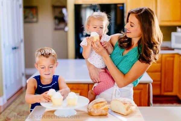 About for Natashas kitchen