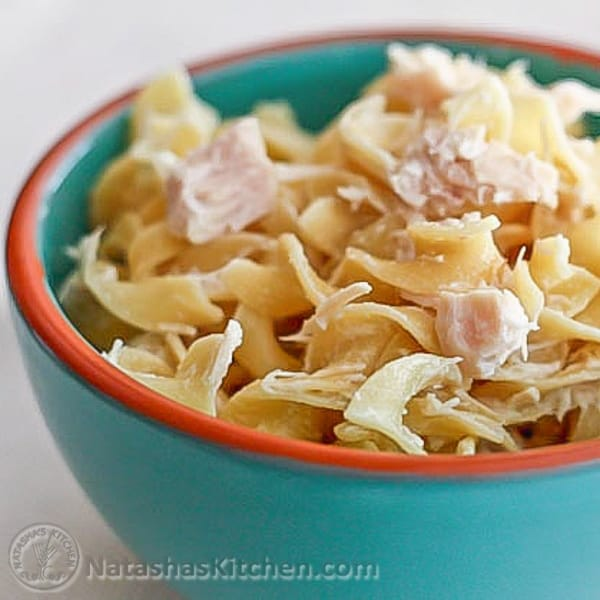 This Egg Noodles With Chicken Pasta Is So Simple Quick And Surprisingly Tasty The Only Thing That Needs Cookin Are The Noodles