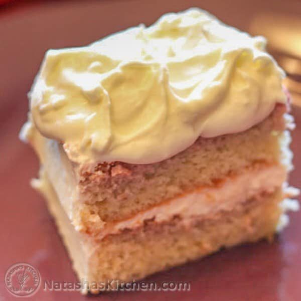 This is an easy and delicious Whipped Cream Cheese Frosting that mom discovered. It's a fluffy frosting that refrigerates well and can be made a day ahead.