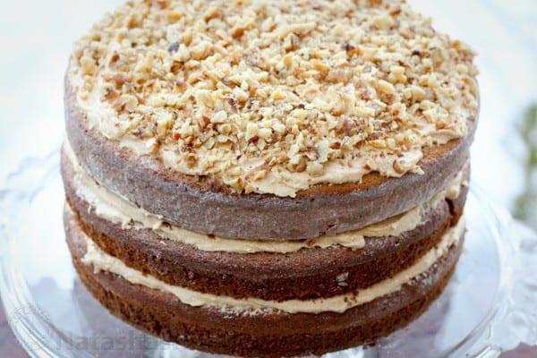 Russian Korolevsky Cake-11