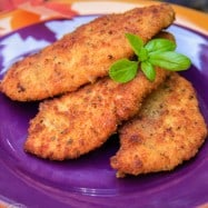 These chicken tenders are easy juicy and delicious. A family favorite | natashaskitchen.com