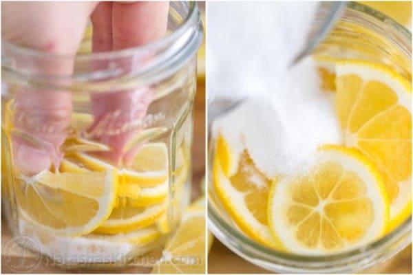 Canning Lemons-8