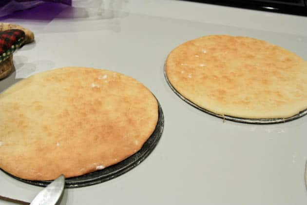 Коржики для тортов