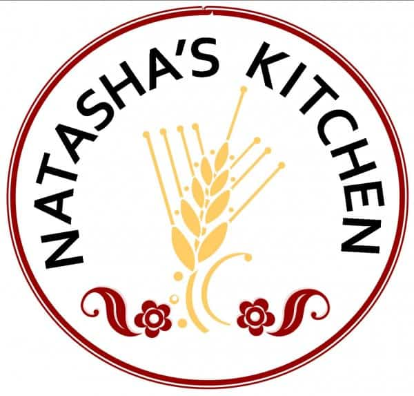 A logo for Natasha\'s kitchen