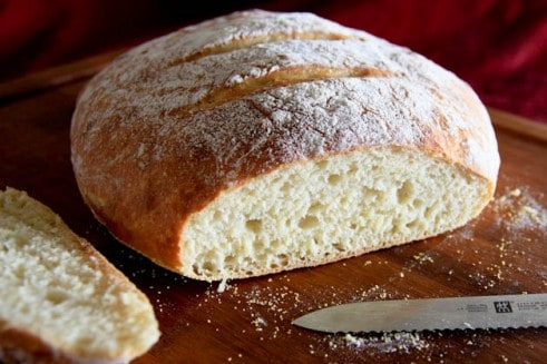 No Knead Artisan Bread Recipe, Easy Bread Recipe, How to make bread