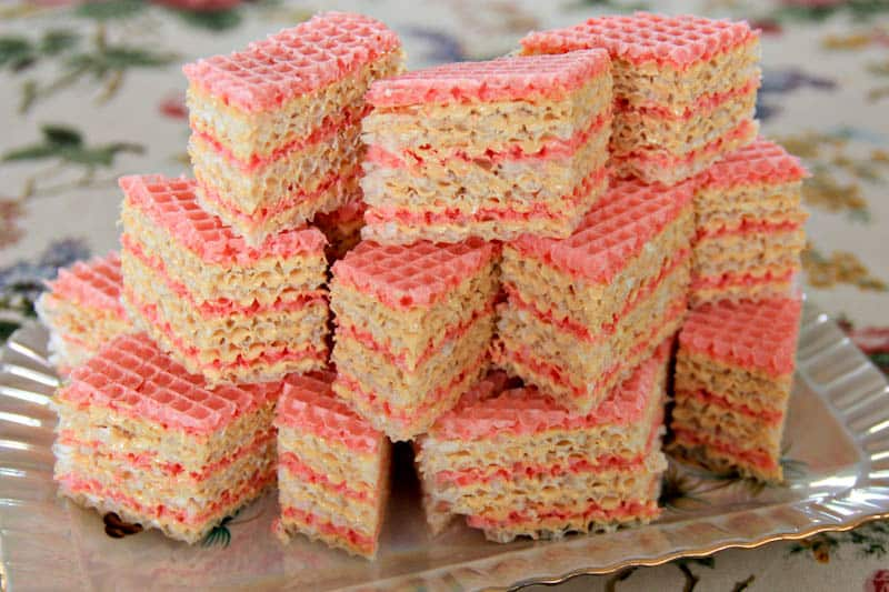 Russian Wafer Cake-9