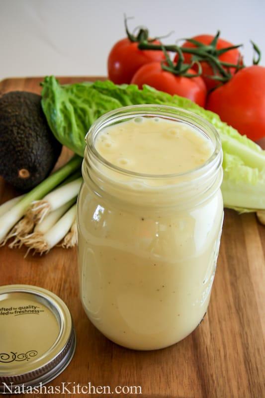 Authentic caesar salad dressing recipe