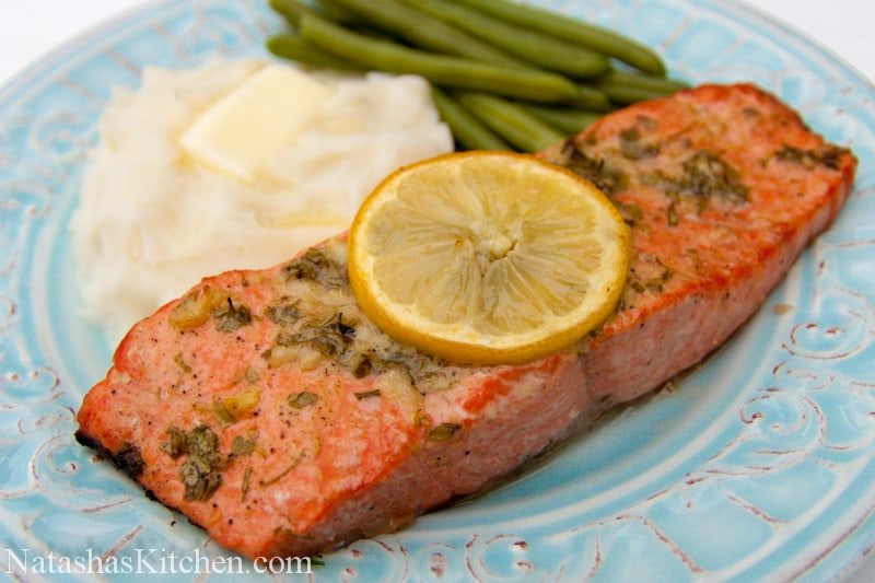 Baked Salmon Recipe-2