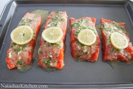Baked Salmon Recipe-6
