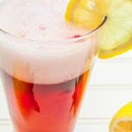 This apricot berry fizz has definitely been the flavor of the week at our house. Combining the three makes the most tantalizing apricot punch.