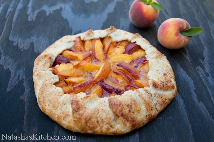 my peach frangipane galette this tart dough basically peach frangipane ...
