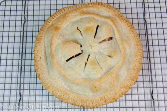 Plum good pie is really juicy and not overly sweet. It makes any meal special. This pie is a terrific way to put bountiful summer fruit to a good use.