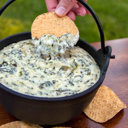 Spinach and Artichoke Dip Recipe-2-4