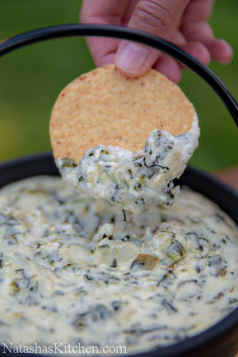 ... dip print spinach and artichoke dip recipe 4 9 from 28 reviews prep