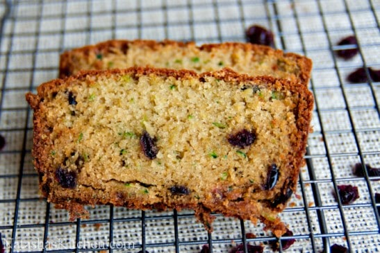 A moist and easy to make zucchini bread recipe, loaded with fresh zucchini. Zucchini Bread is a perfect way to use up garden zucchini.
