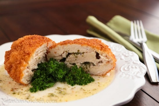 Chicken Kiev Recipe – Чикен Киев