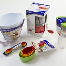 Progressive cooking set