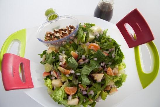 Mandarin Apple Salad