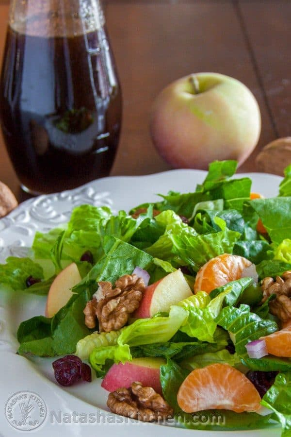 5 days till christmas mandarin apple salad recipe