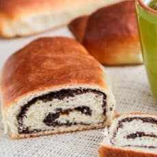 Mom's poppy seed roll has been a family favorite recipe for generations! Absolutely delicious and although this recipe makes a big batch - it goes fast!