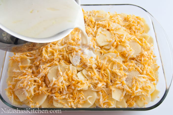 scalloped potatoes-18 - NatashasKitchen.com