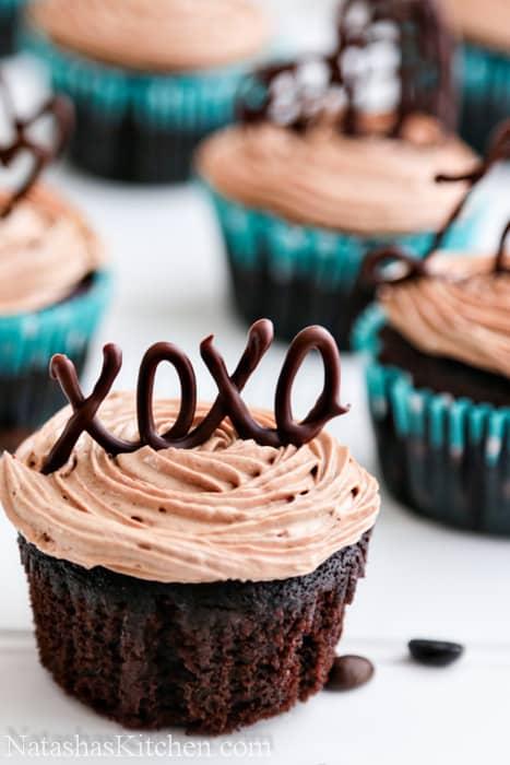 Chocolate Cupcakes-1-2