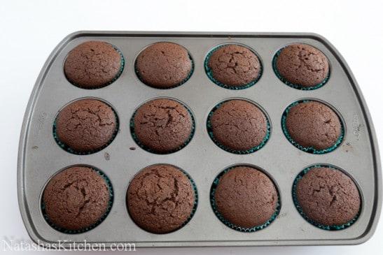 Chocolate Cupcakes-13