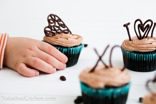 Chocolate Cupcakes-4