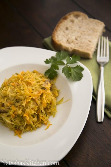 braised cabbage-14