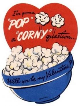 vintage valentine nk