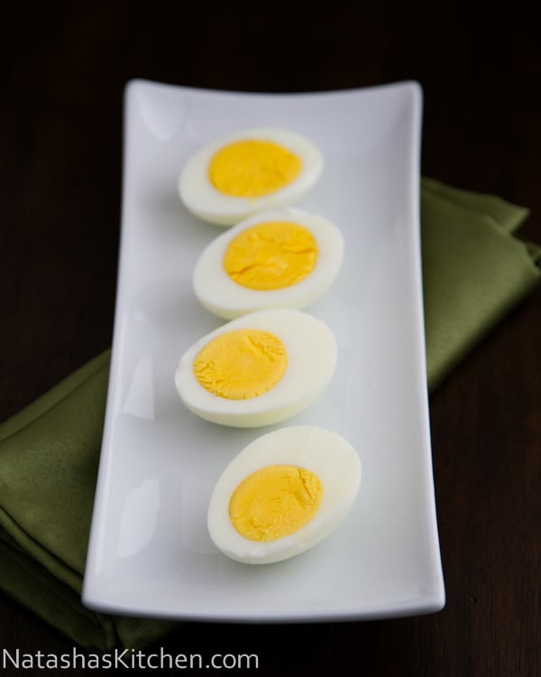 How to Cook Perfect HardBoiled Eggs  Natashas Kitchen