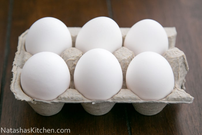 The best eggs for boiling in an egg carton