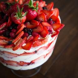 Berry Trifle Recipe SQ