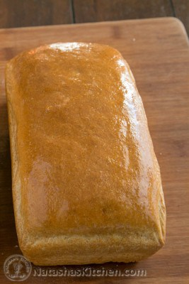 Rye and Whole Wheat Bread