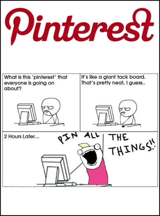 pinterest pin all the things