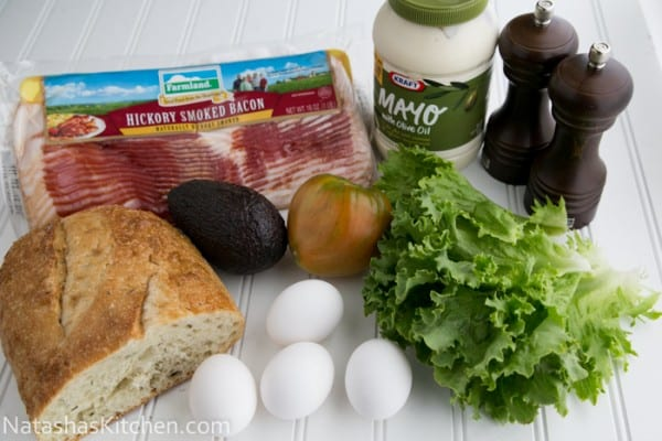 BLT Sandwich -1
