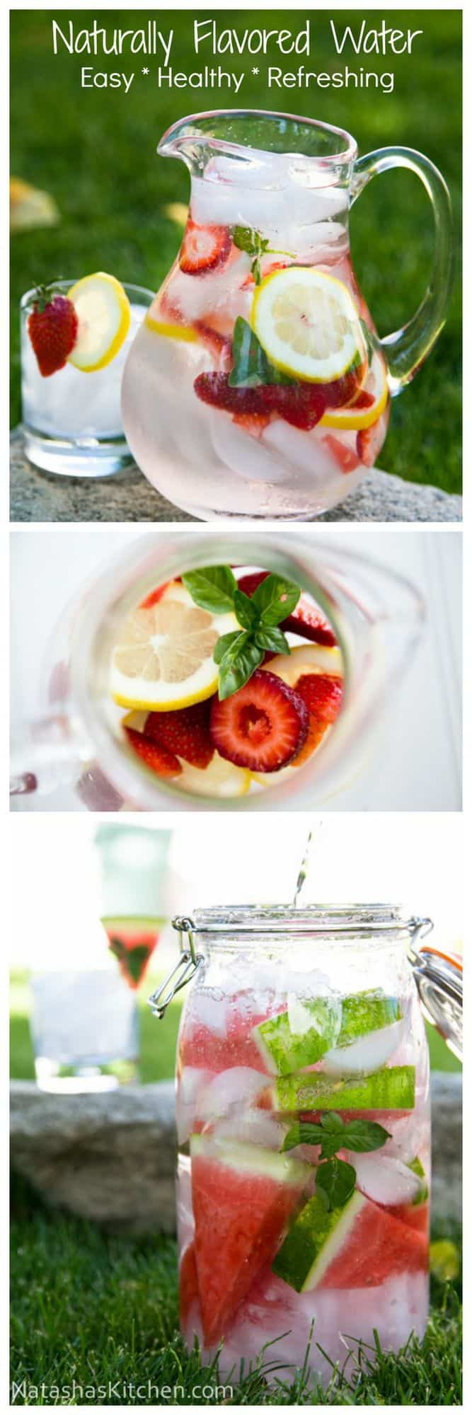 What Is Infused Water?