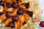 Peach Galette TH