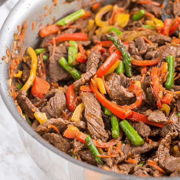 Beef And Vegetable Stir Fry Recipe