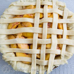 Lattice Pie Crust-10