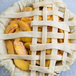Lattice Pie Crust-11