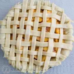 Lattice Pie Crust-12