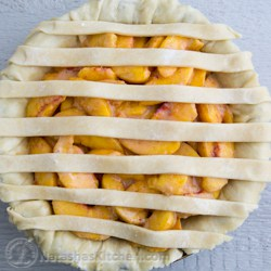 Lattice Pie Crust-3