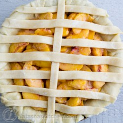 Lattice Pie Crust-6