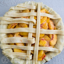 Lattice Pie Crust-7