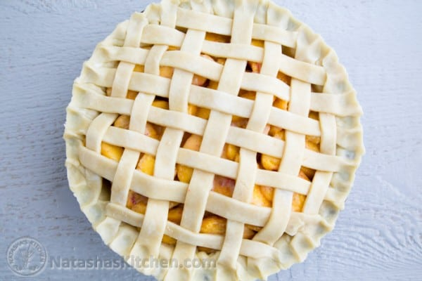 Peach Pie Recipe-23