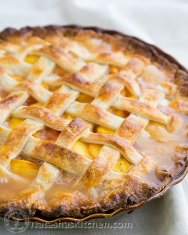 Peach Pie Recipe-27