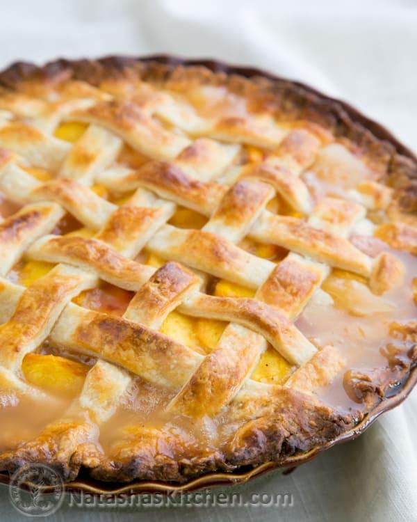 Peach Pie Recipe-27