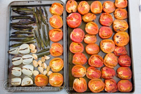 Roasted Tomato Salsa-4