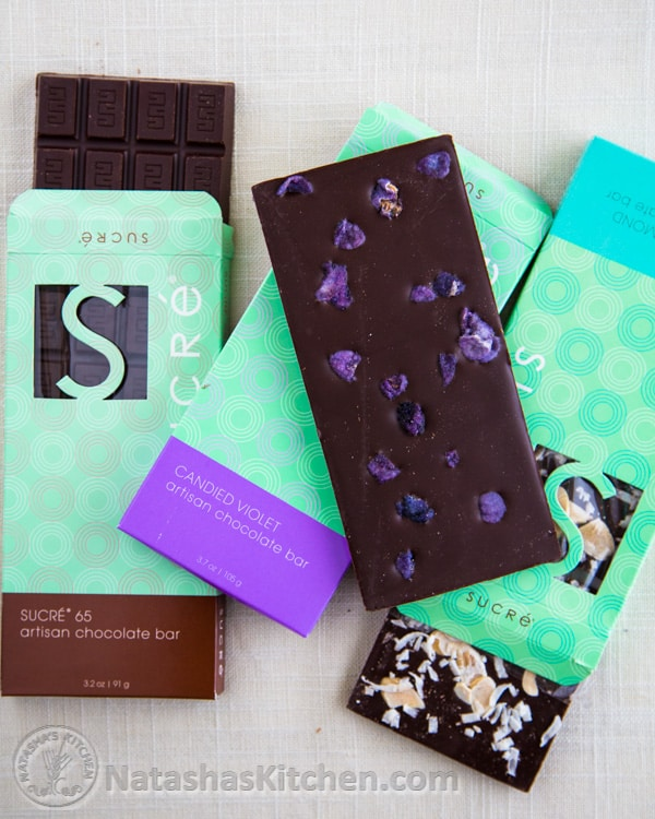 Sucre gourmet chocolate giveaway for Chambre de sucre gourmet artisanal sugars